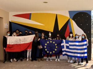 Participantes Polonia y Grecia